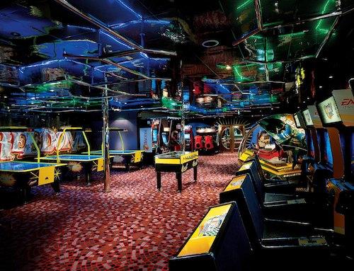 Carnival Conquest Video Arcade