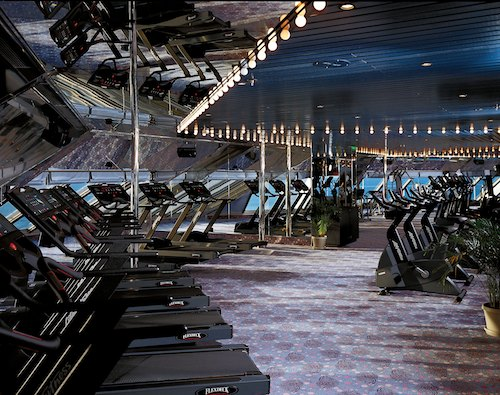 Carnival Conquest Gym