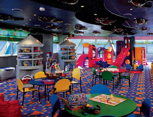 Carnival Conquest Kids Program
