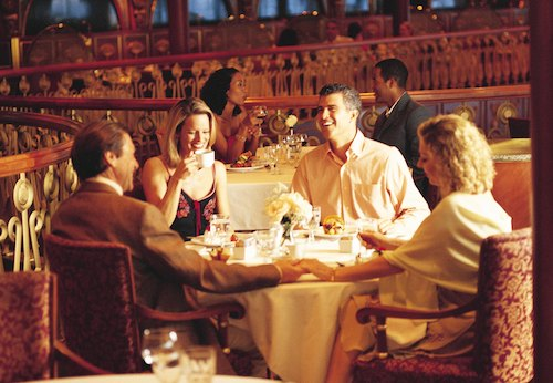 Carnival Conquest Restaurants